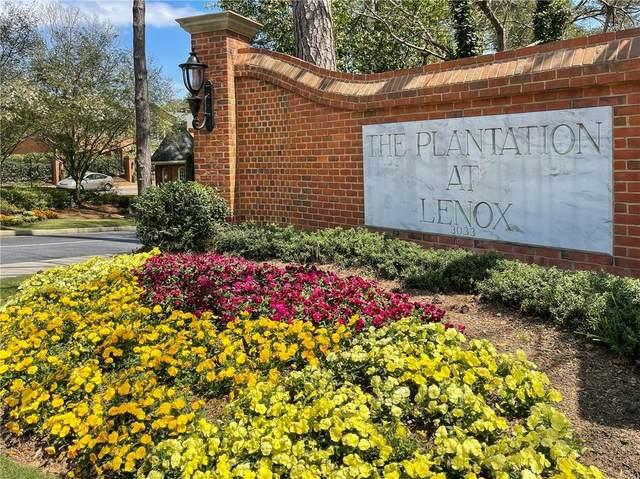 28414 Plantation Drive #414, Atlanta, GA 30324 (MLS #6846823) :: Dillard and Company Realty Group