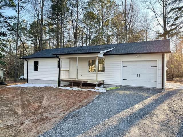 201 Jordan Road, Ball Ground, GA 30107 (MLS #6846983) :: 515 Life Real Estate Company