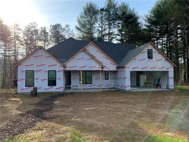 57 Ridge Creek Lane, Ellijay, GA 30540 (MLS #6847008) :: North Atlanta Home Team