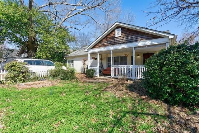 876 Boulevard Avenue SE, Atlanta, GA 30312 (MLS #6849073) :: North Atlanta Home Team