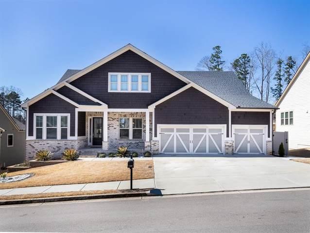 120 Laurel Canyon Trail, Canton, GA 30114 (MLS #6850513) :: North Atlanta Home Team