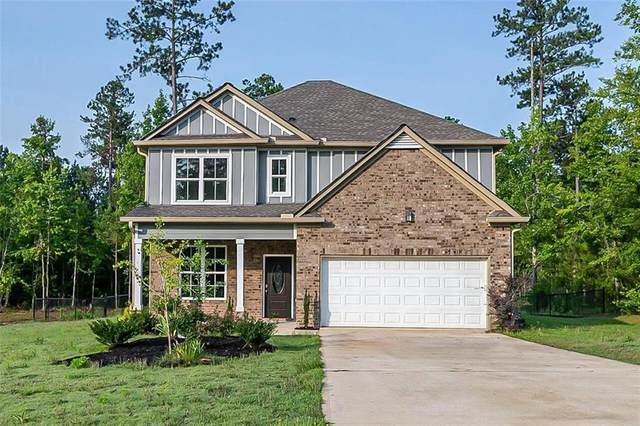 1818 Abbey Road, Griffin, GA 30223 (MLS #6851986) :: The Justin Landis Group