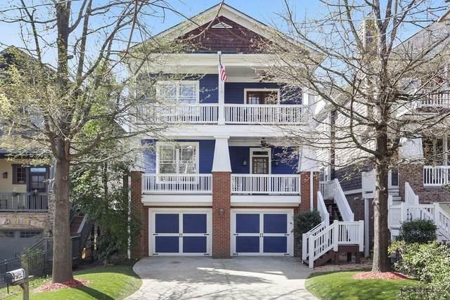 1121 Francis Street NE, Brookhaven, GA 30319 (MLS #6854709) :: AlpharettaZen Expert Home Advisors