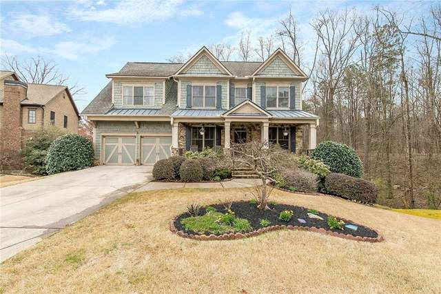 4250 Hill House Road SW, Smyrna, GA 30082 (MLS #6855220) :: North Atlanta Home Team