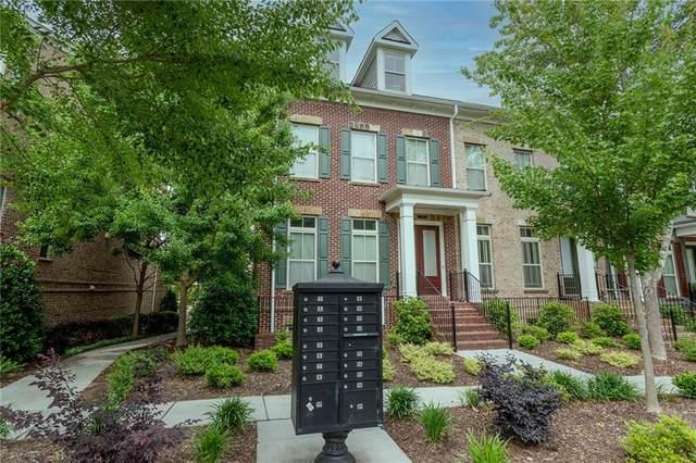 123 Alderwood Hill #102, Sandy Springs, GA 30328 (MLS #6855362) :: AlpharettaZen Expert Home Advisors