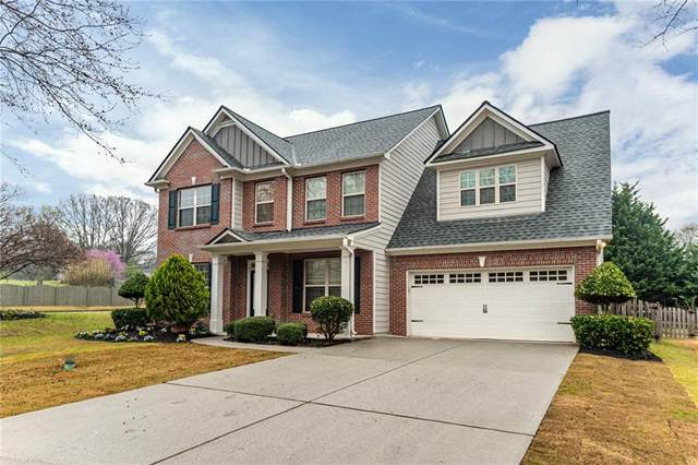 733 York View Drive, Auburn, GA 30011 (MLS #6856456) :: North Atlanta Home Team