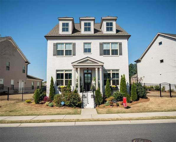 1020 Central Park Overlook, Alpharetta, GA 30004 (MLS #6856503) :: North Atlanta Home Team