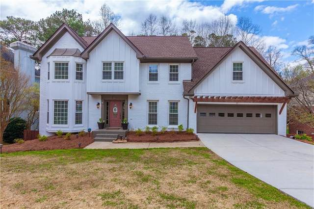 9450 Dominion Way, Alpharetta, GA 30022 (MLS #6856682) :: North Atlanta Home Team