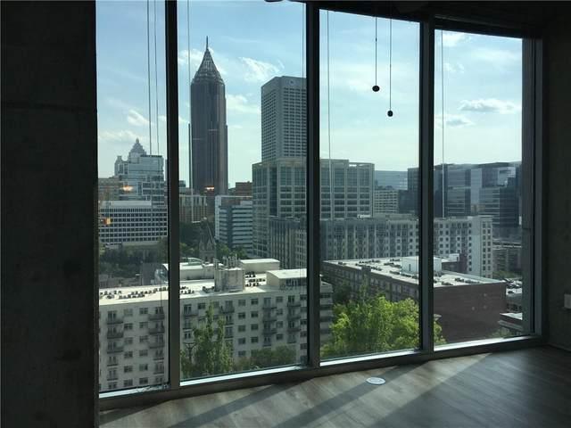 855 Peachtree Street NE #1413, Atlanta, GA 30308 (MLS #6856748) :: RE/MAX Prestige