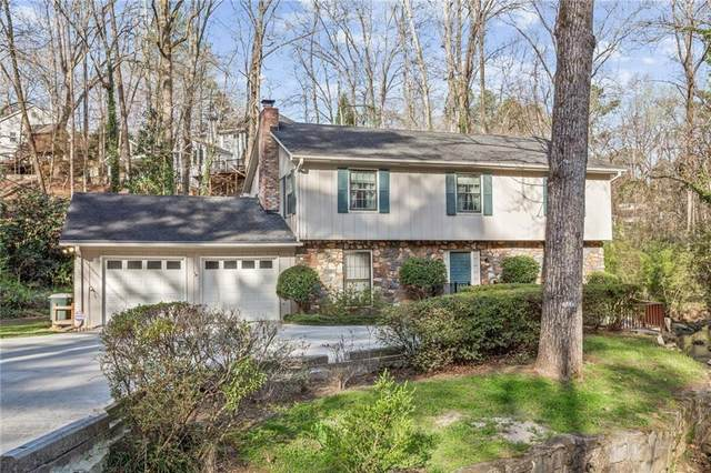 6420 Tanacrest Court, Sandy Springs, GA 30328 (MLS #6857208) :: Compass Georgia LLC
