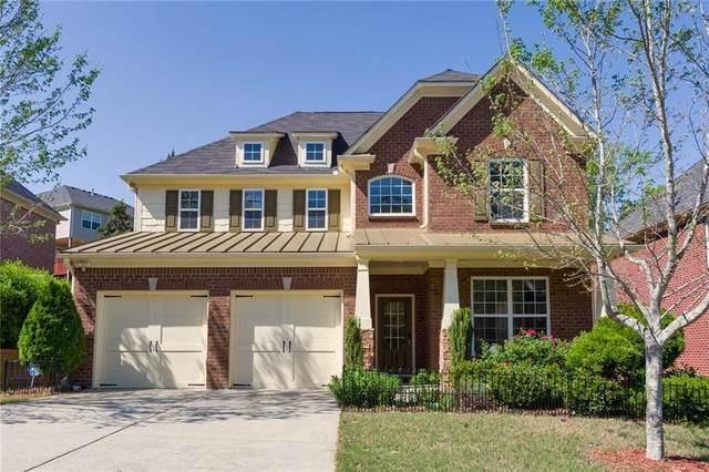 5034 Weathervane Drive, Alpharetta, GA 30022 (MLS #6860582) :: North Atlanta Home Team
