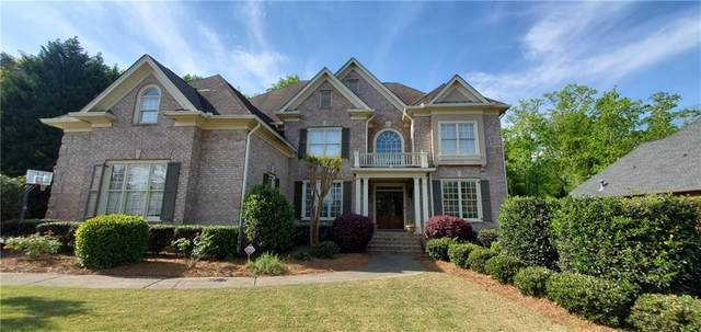 10145 Brixton Place, Suwanee, GA 30024 (MLS #6860837) :: North Atlanta Home Team
