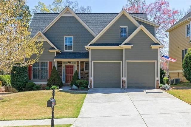 794 Bentleaf Drive, Dallas, GA 30132 (MLS #6860936) :: The Cowan Connection Team