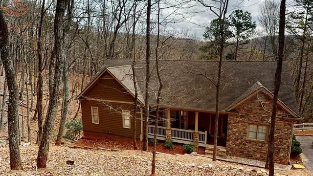 14 Columbine Drive, Big Canoe, GA 30143 (MLS #6861075) :: Kennesaw Life Real Estate