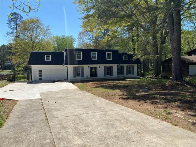 1639 Drakes Drive, Jonesboro, GA 30236 (MLS #6862001) :: North Atlanta Home Team
