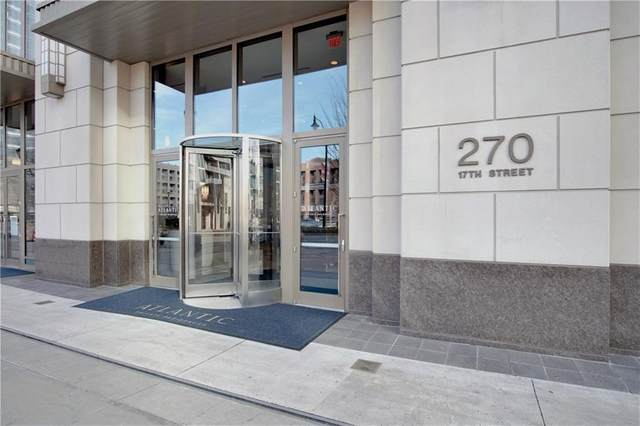 270 17th Street NW #4308, Atlanta, GA 30363 (MLS #6864066) :: North Atlanta Home Team