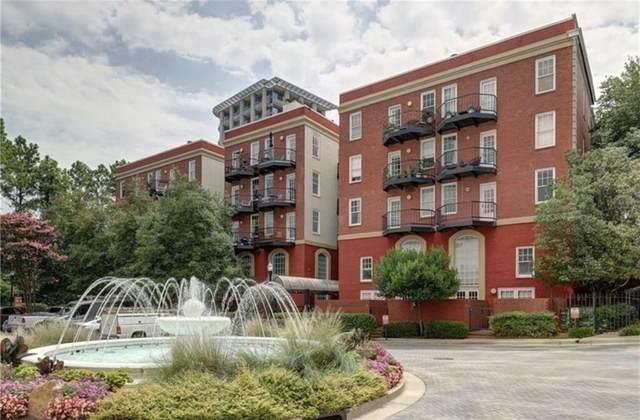 2840 Peachtree Road NW #502, Atlanta, GA 30305 (MLS #6864762) :: Good Living Real Estate