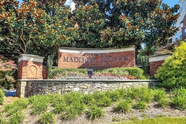 1850 Cotillion Drive #4120, Atlanta, GA 30338 (MLS #6865227) :: RE/MAX Prestige