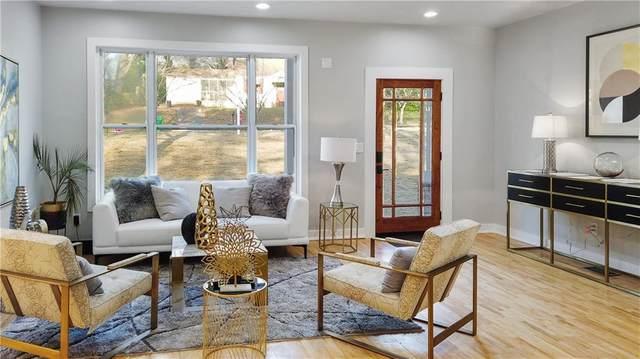 1256 Thomas Road, Decatur, GA 30030 (MLS #6865366) :: Path & Post Real Estate
