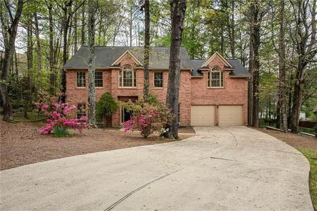 4355 Pinehollow Court, Alpharetta, GA 30022 (MLS #6865470) :: Path & Post Real Estate