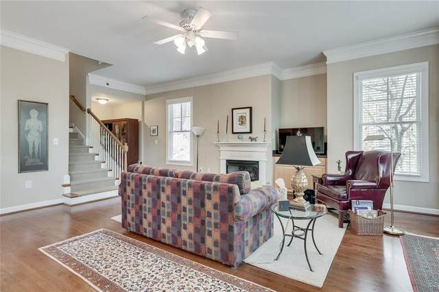 850 Piedmont Avenue NE #3316, Atlanta, GA 30308 (MLS #6865495) :: The Hinsons - Mike Hinson & Harriet Hinson