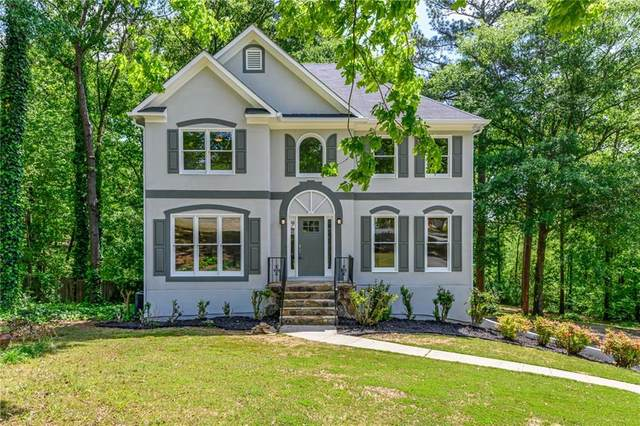 28 Topridge Drive, Cartersville, GA 30120 (MLS #6865621) :: North Atlanta Home Team