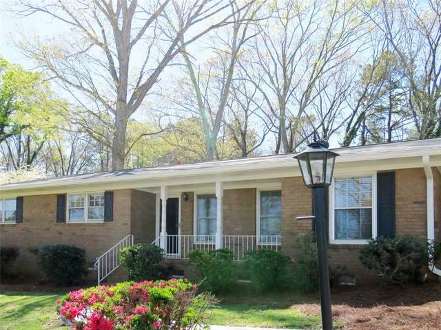 3255 Kimberly Road NW, Kennesaw, GA 30144 (MLS #6866499) :: North Atlanta Home Team