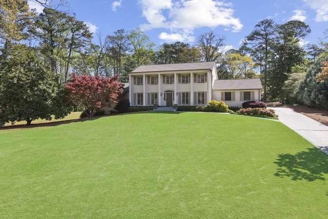 6035 Riverside Drive, Sandy Springs, GA 30328 (MLS #6866878) :: Path & Post Real Estate