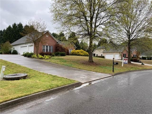921 Cruce Lake Drive, Hoschton, GA 30548 (MLS #6867861) :: North Atlanta Home Team
