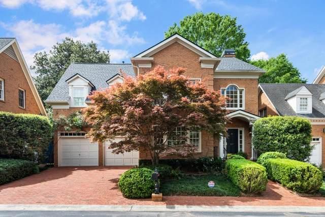 447 Ivy Park Lane, Atlanta, GA 30342 (MLS #6868276) :: North Atlanta Home Team