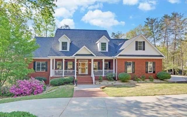 446A White Pine Drive, Dahlonega, GA 30533 (MLS #6868358) :: RE/MAX Prestige