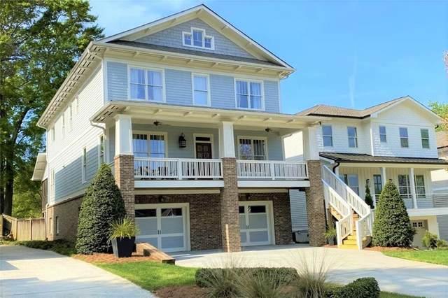 1063 Antioch Drive NE, Brookhaven, GA 30319 (MLS #6868365) :: AlpharettaZen Expert Home Advisors