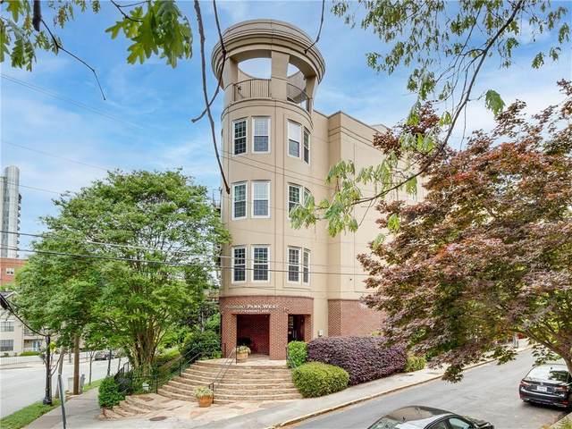 1029 Piedmont Avenue NE #304, Atlanta, GA 30309 (MLS #6869174) :: Good Living Real Estate