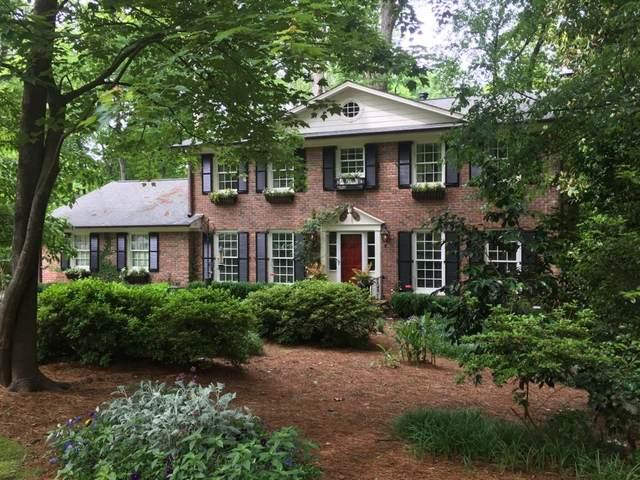 4111 Mcclatchey Circle NE, Atlanta, GA 30342 (MLS #6869724) :: The Heyl Group at Keller Williams