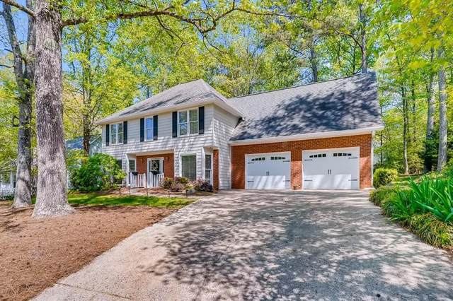 11585 Laurel Lake Drive, Roswell, GA 30075 (MLS #6869781) :: North Atlanta Home Team