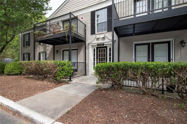 3422 Essex Avenue #120, Atlanta, GA 30339 (MLS #6869813) :: The Cowan Connection Team