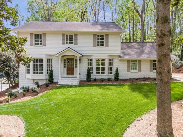 515 Bridgewater Drive, Atlanta, GA 30328 (MLS #6870557) :: North Atlanta Home Team