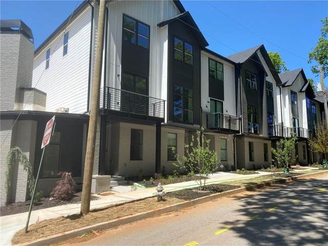 1350 May Avenue SE #7, Atlanta, GA 30316 (MLS #6870974) :: Good Living Real Estate