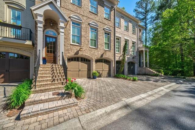 9020 Riverbend Manor, Alpharetta, GA 30022 (MLS #6871358) :: North Atlanta Home Team