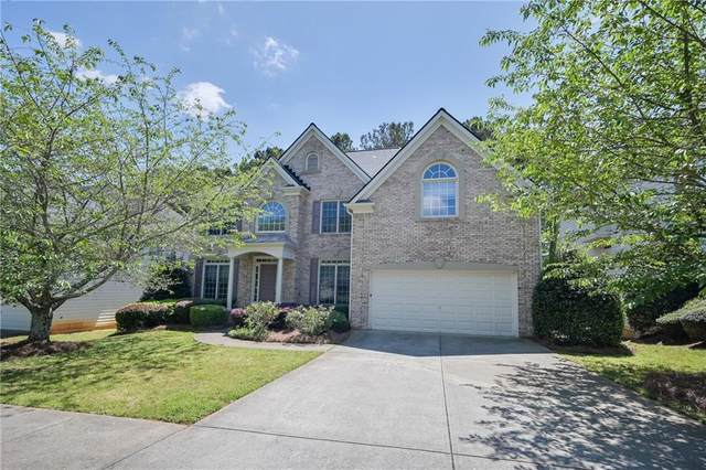 523 Huntington Downs Drive, Alpharetta, GA 30005 (MLS #6872153) :: North Atlanta Home Team