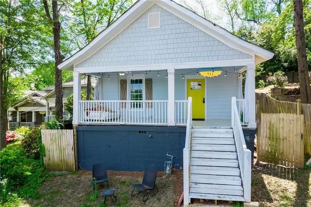 711 United Avenue SE, Atlanta, GA 30312 (MLS #6872811) :: Kennesaw Life Real Estate