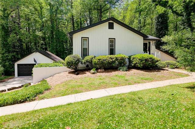 4099 Dunnington Drive, Marietta, GA 30062 (MLS #6873264) :: North Atlanta Home Team