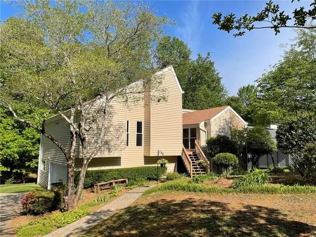 2223 Rock Ridge Road, Marietta, GA 30062 (MLS #6873449) :: Path & Post Real Estate