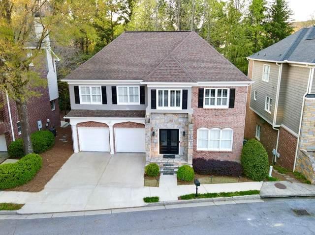 1158 Fairway Gardens NE, Brookhaven, GA 30319 (MLS #6873525) :: RE/MAX Prestige