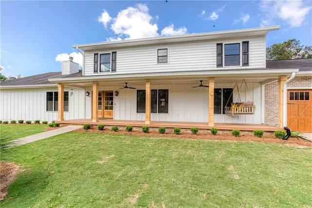 1435 Willis Lake Drive NW, Kennesaw, GA 30152 (MLS #6873874) :: Path & Post Real Estate