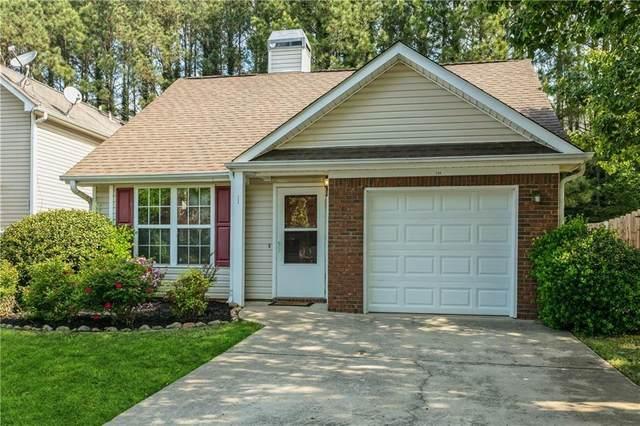 234 Park Place, Woodstock, GA 30189 (MLS #6874422) :: North Atlanta Home Team