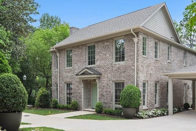 1626 NW Clifton Terrace NE C, Atlanta, GA 30307 (MLS #6874713) :: RE/MAX Prestige