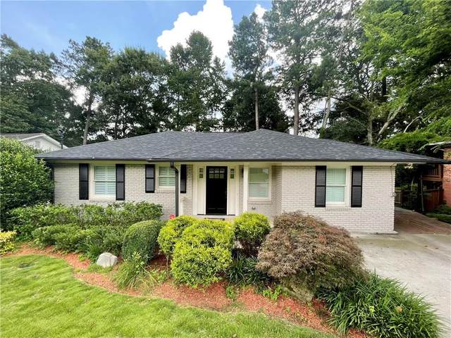 1273 Lindenwood Lane NE, Brookhaven, GA 30319 (MLS #6874821) :: North Atlanta Home Team