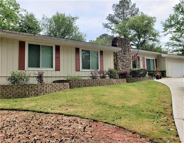4894 Woodhurst Way, Stone Mountain, GA 30088 (MLS #6875092) :: AlpharettaZen Expert Home Advisors