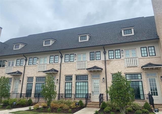 6654 Sterling Drive #672, Sandy Springs, GA 30328 (MLS #6875688) :: Kennesaw Life Real Estate